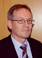 Zweiter stellvertretener Vorstand BdHB Wolfgang Jahn